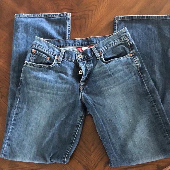 Lucky Brand Denim - Lucky Brand Easy Rider Jeans